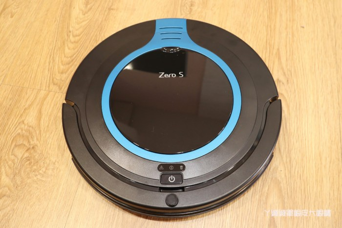 掃地機器人推薦!過年打掃家裡好幫手,Zero-S智慧偵測超薄型吸塵器機器人開箱文分享