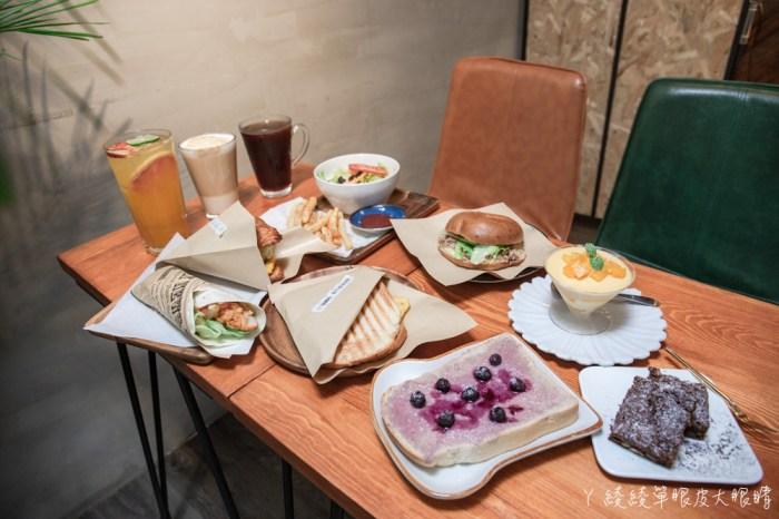 新竹早午餐 是時候,辛志平校長故居後巷的低調早午餐店!像鮭魚卵啵啵口感的爆爆珠氣泡飲