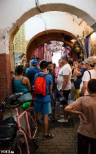 Guided tour @ Souk Marrakech
