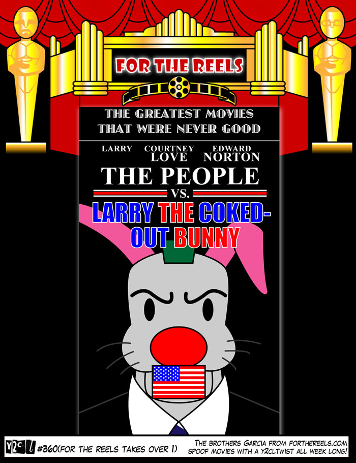 For The Reels Takes Over 1: The People Vs Larry Flint (Parody)