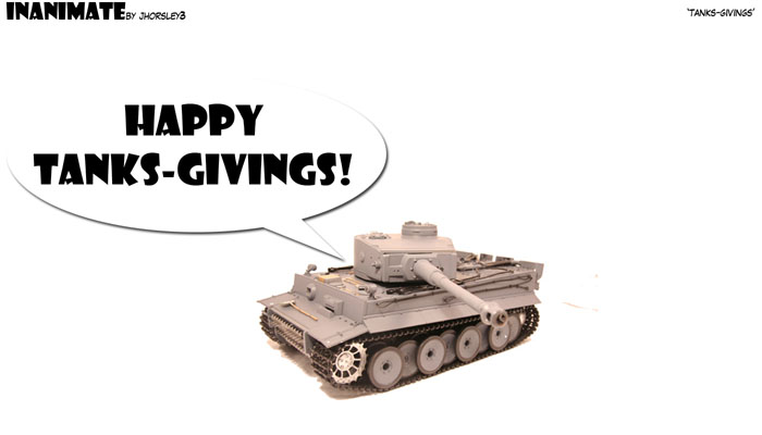Happy Tanks Givings