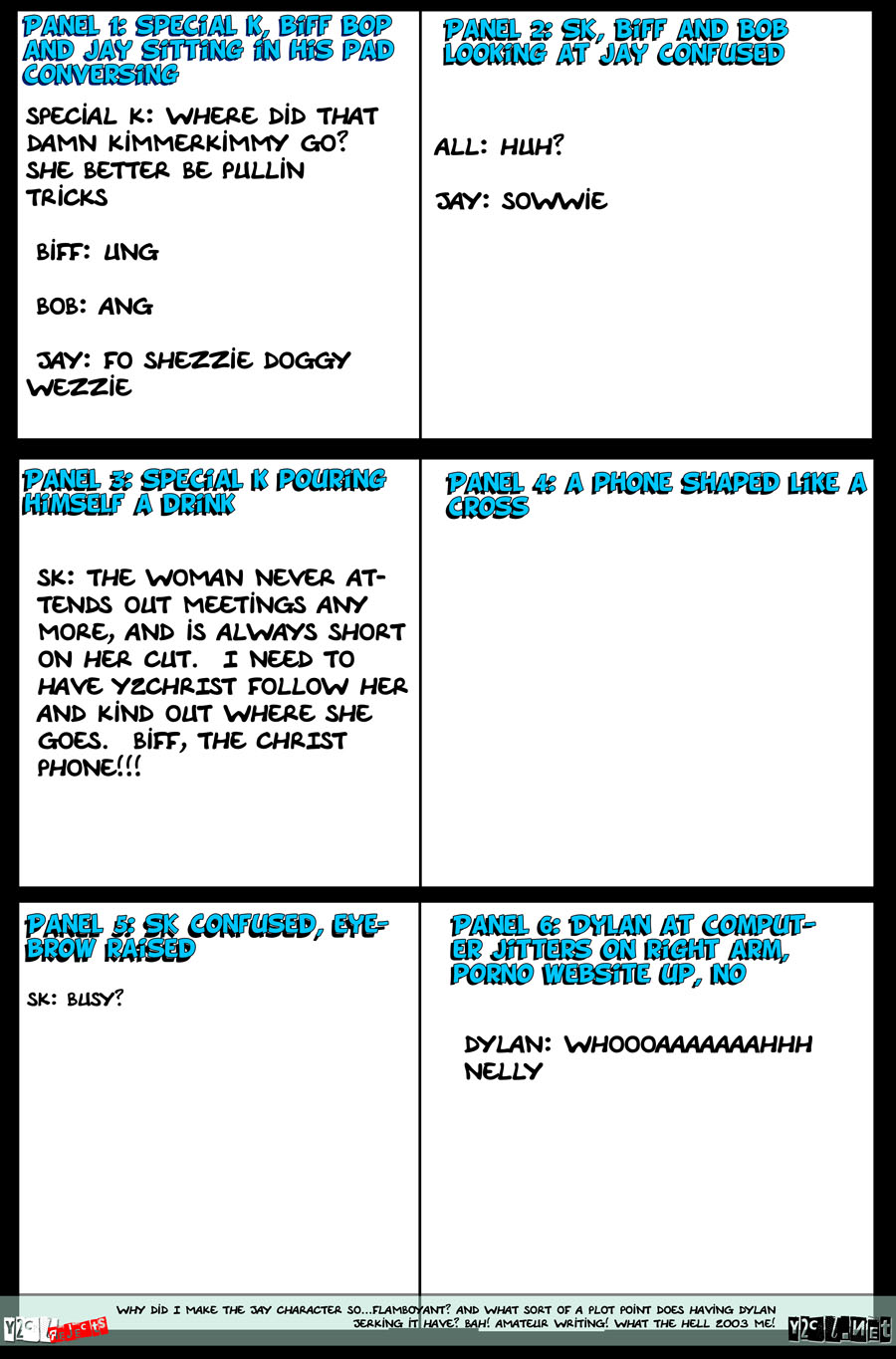 y2christ ComX Page 20 – Pulling Tricks