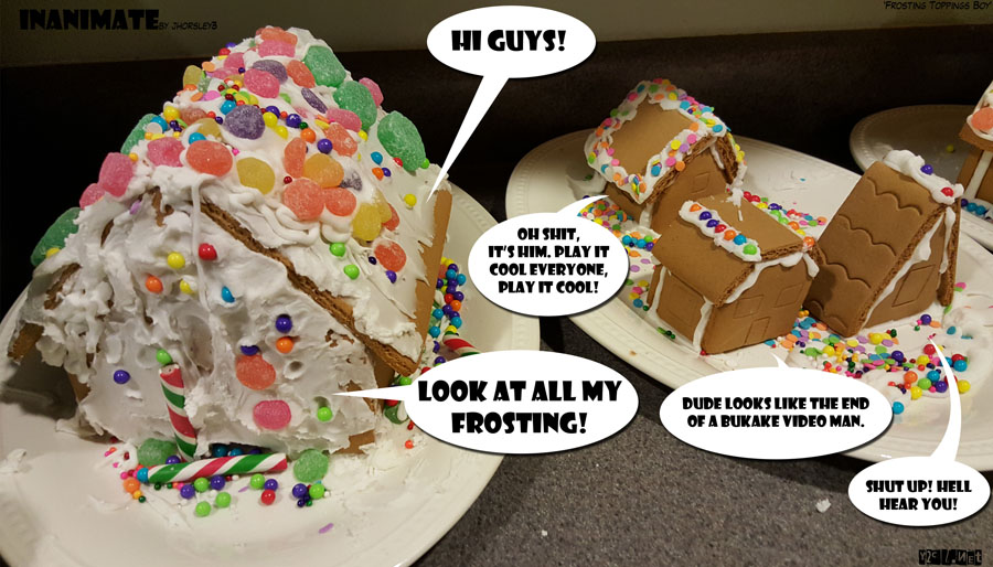 Frosting Toppings Boy