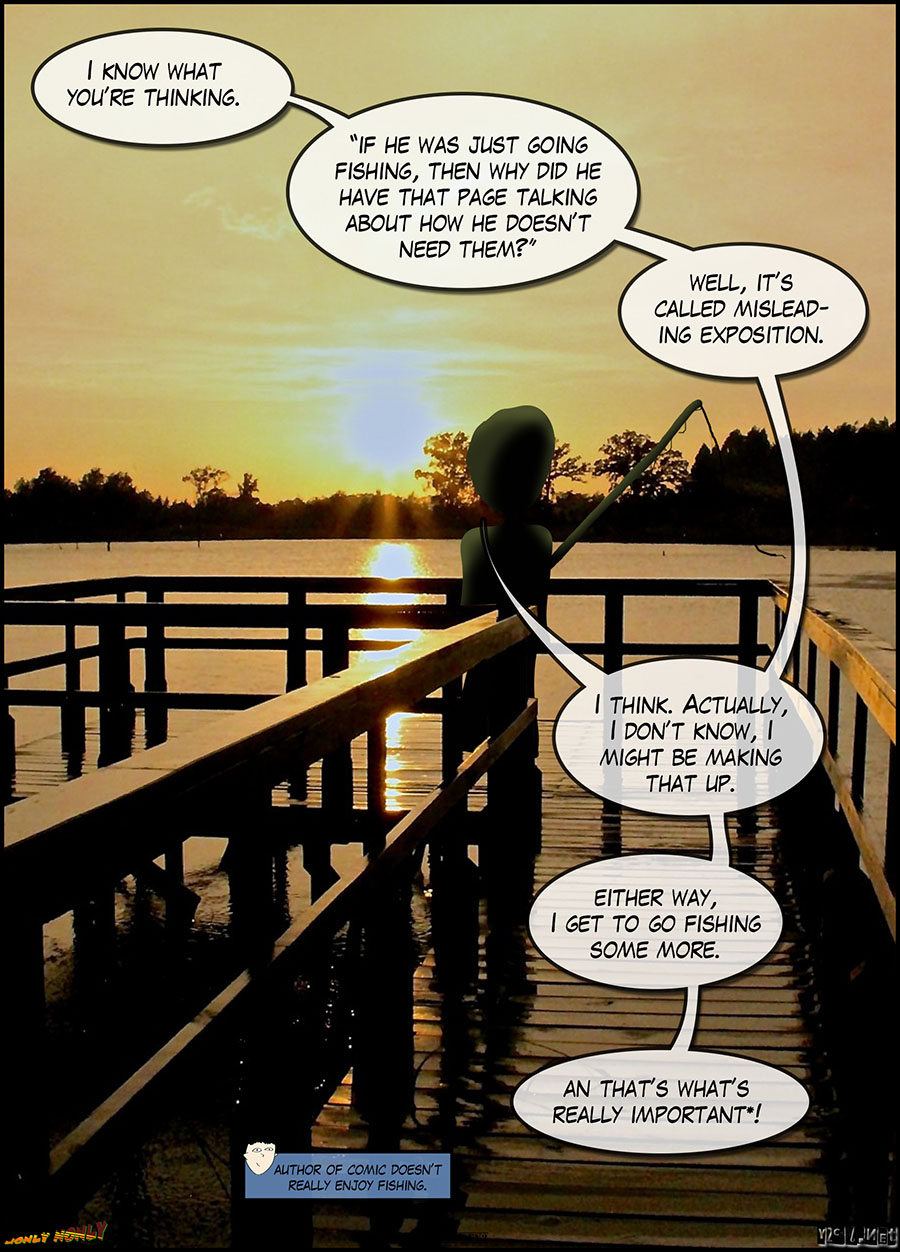 24 Hour Comics Day 2016 – The Search for Jeffers: Epilogue