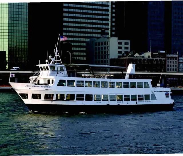 John James Audubon Yacht Charter Luxury Yacht Rental NYC