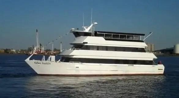 The Ben Franklin Yacht Charter Wedding Yacht Rental NYC