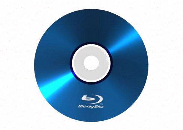 Estrutura de um disco de duas camadas