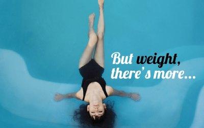 Skinny equals happy? I call bullsh#t.