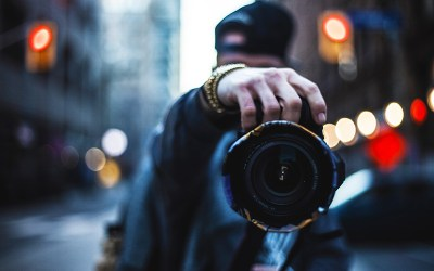 CAREER SERIES: What's it really like being an Photojournalist?