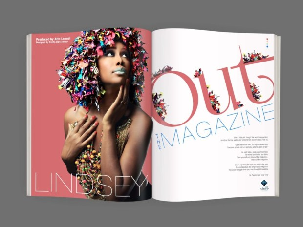 lindsey-out the magazine