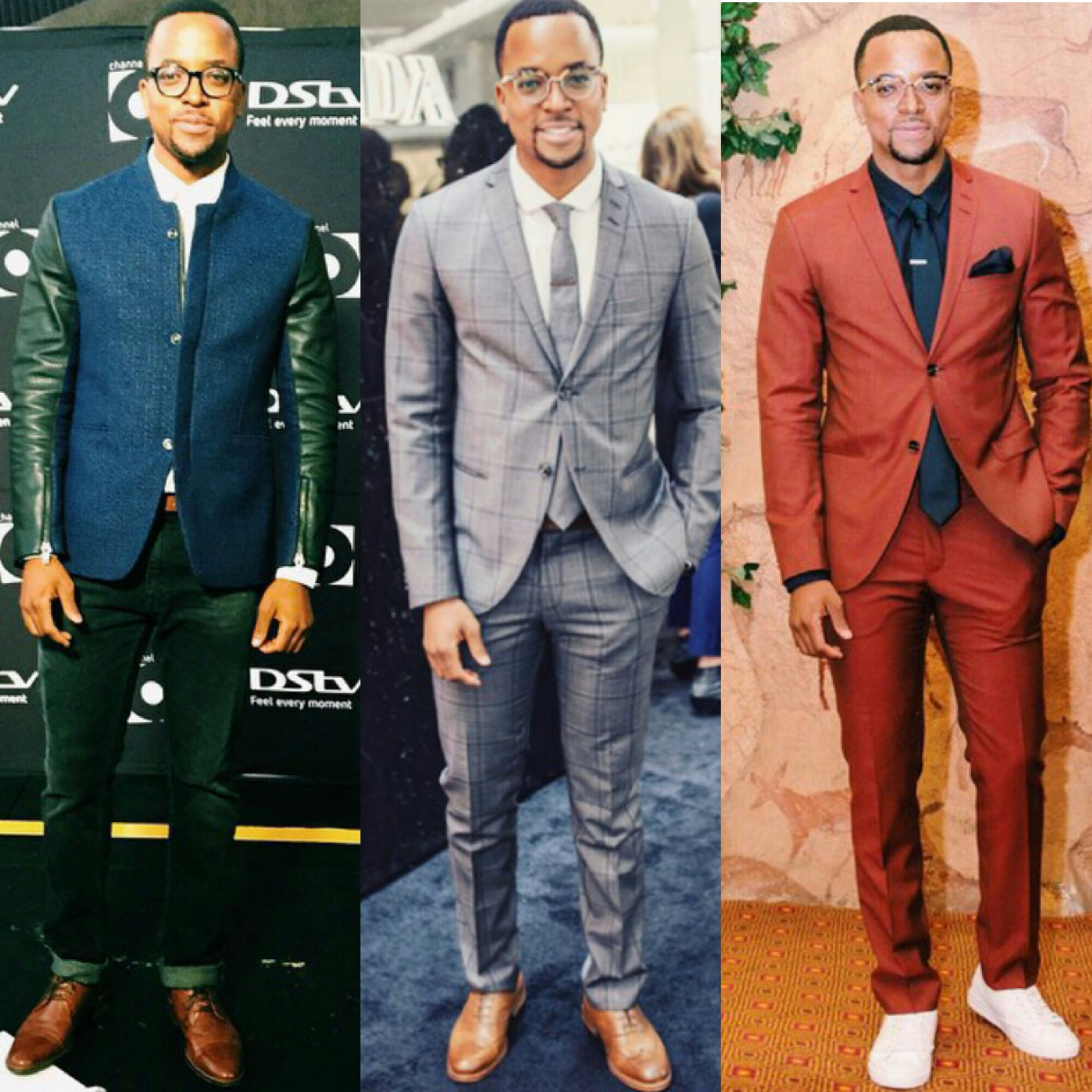 Style Icon Of The Week – 2013's Sexiest South African Man, Maps Maponyane