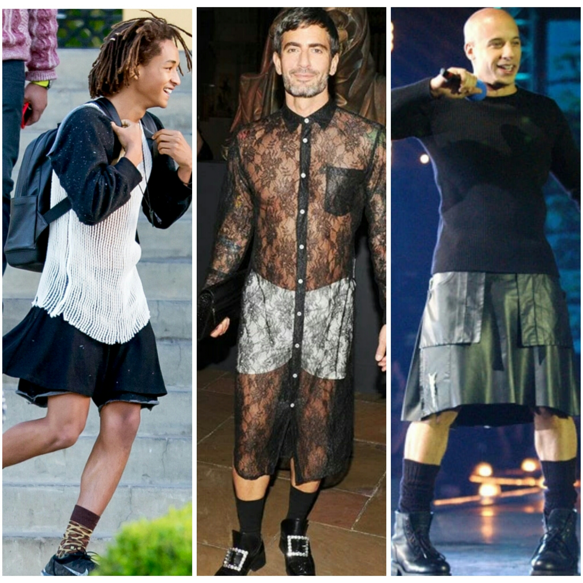 Ladies How Would You Feel If Your Man Showed Up In Women's Wear