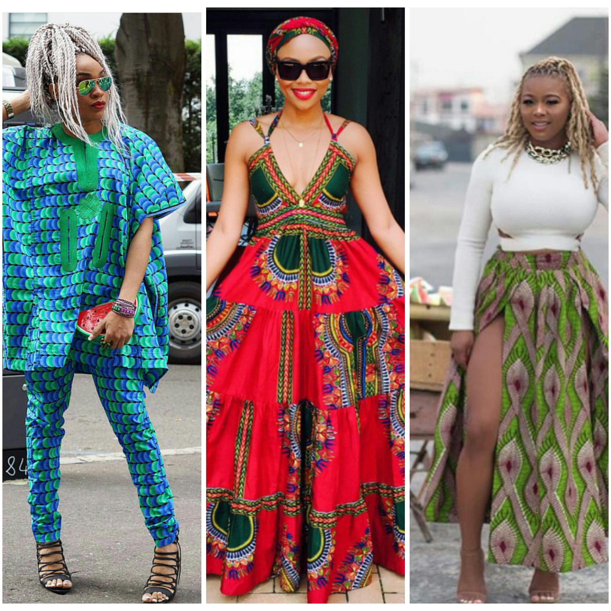 Must See! Stylish Ankara Pieces Of 2015