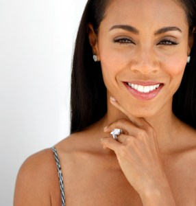 """Molina, Genaro –– – BEVERLY HILLS, CA – JUNE 6, 2009 –– Actress Jada Pinkett Smith stars in the new TNT original series, """"Hawthorne."""" She was photographed at the SLS Hotel in Beverly Hills on June 6, 2009."""