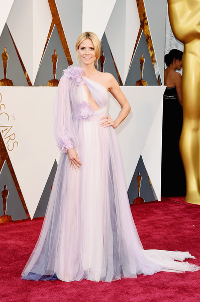 88th+Annual+Academy+Awards+Arrivals+heidi Klum