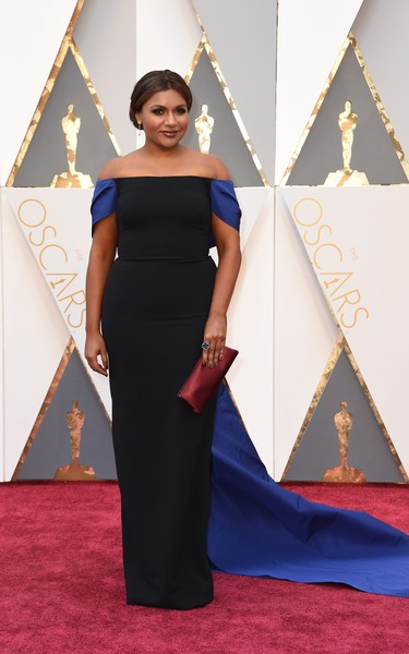 88th+Annual+Academy+Awards+Arrivals+Mindy Kailing Elizabeth Kennedy