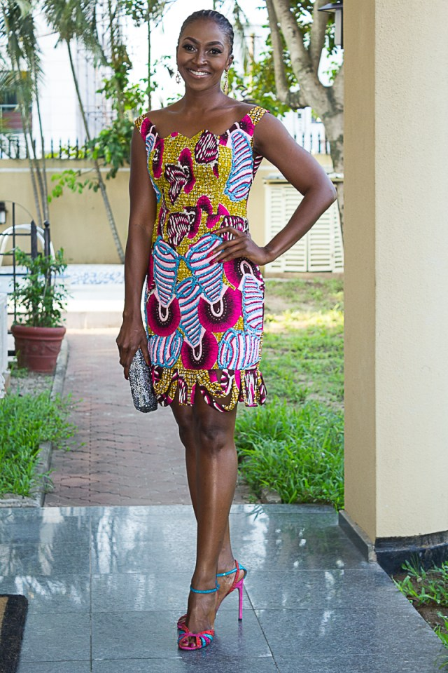 kate henshaw Styled By Zinkata From Nigeria