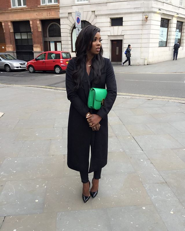 tiwa london fashion week