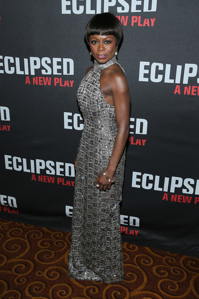 Eclipsed+Broadway+Opening+Night+After+Party+Zainab Jah