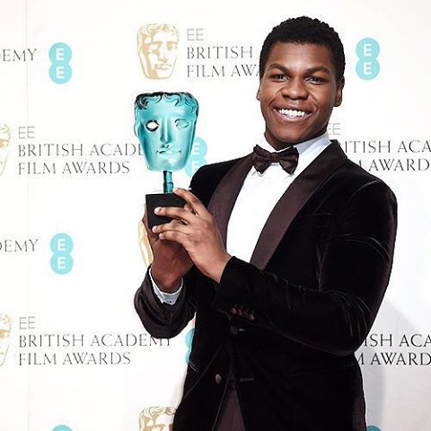 John Boyega Shares An Interesting Story About How He Met Tom Cruise & How He Got His 'Star Wars' Movie Role