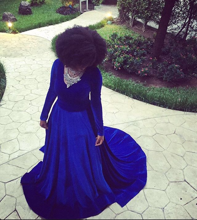 juliet ibrahim blue
