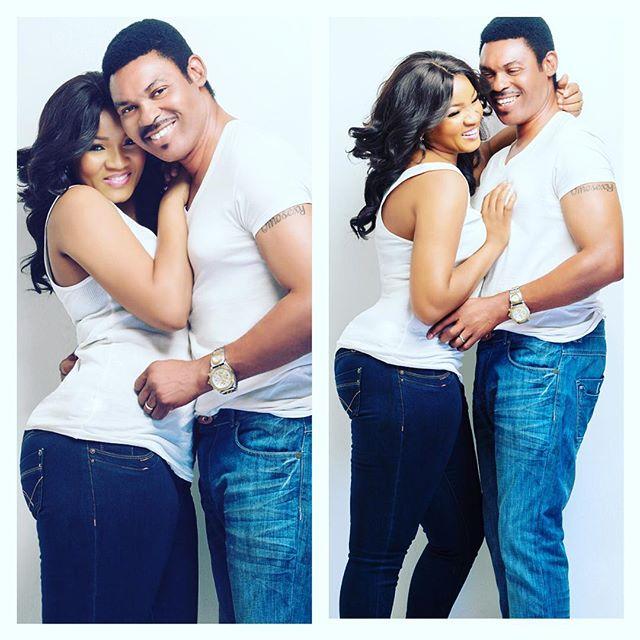 Omotola Jalade Ekeinde Celebrate 20 Years Of Marital Bliss With Husband In Style