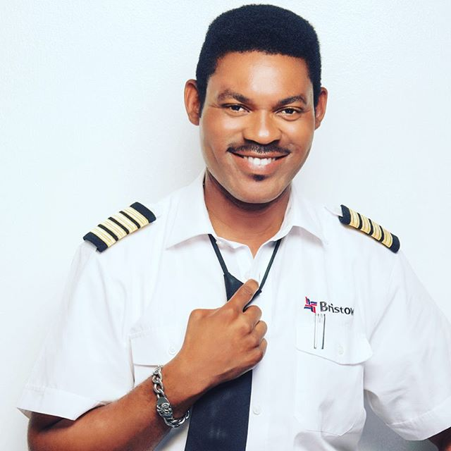omotola captain