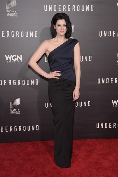 Premiere+WGN+America+Underground+Arrivals+Jessica De Gouw