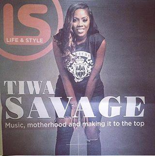 TIWA SAVAGE THE VOICE
