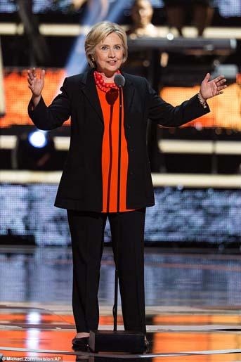 Hilary Clinton