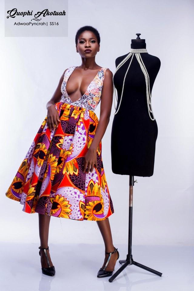 Adwoa-Pyncrah – Spring/Summer 2016 -Quophi Akotuah-Yaasomuah