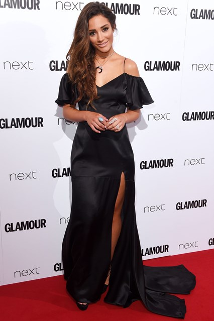 Frankie-Bridge-Glamour-awards