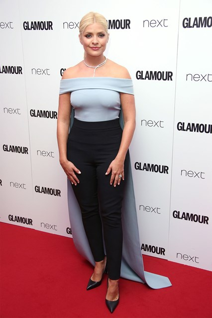 Holly-Willoughby-Glamour-awards