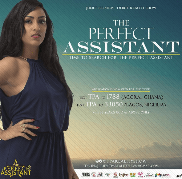 juliet-ibrahim-the-perfect-assistant