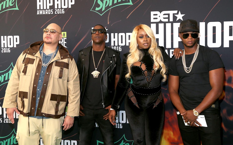 Glitz & Glam From The 2016 BET Hip-Hop Awards : DJ Khaled, Remy Ma, Fat Joe & More
