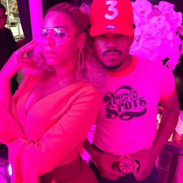 Beyonce & Chance The Rapper