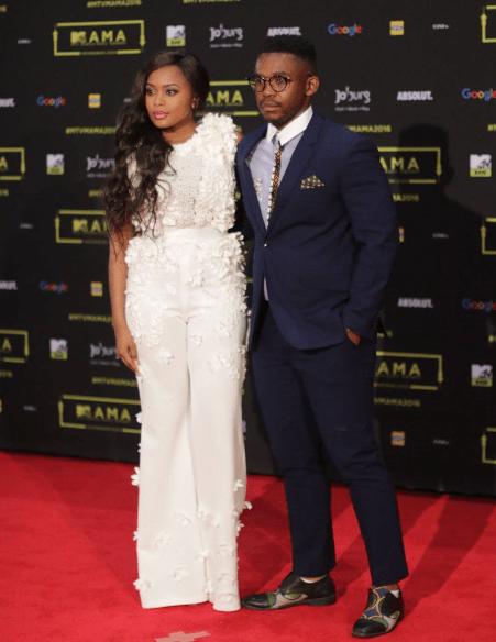 Lerato Kganyango and Sita Beyile