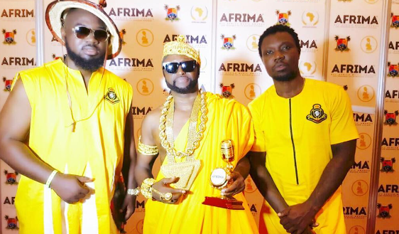 Diamond Platnumz, VVIP, Wizkid, Black Coffee & More Win At The All Africa Music Awards (AFRIMA) 2016