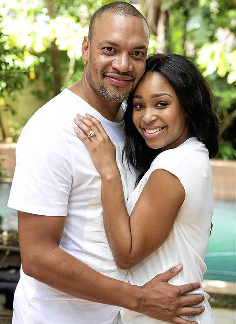 Sneak Peak Into Minnie Dlamini & Quinton Jones' Fairytale Wedding (#BecomingMrsJones)