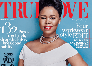 South African Singer Zahara Calls Out True Love Magazine For Associating Her With Drugs