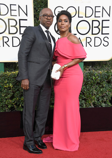Angela Bassett & Courtney B Vance