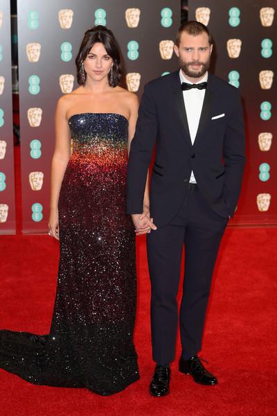 Amelia Warner & Jamie Dornan.