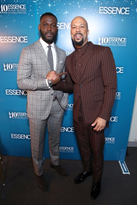Common & Kofi Siriboe