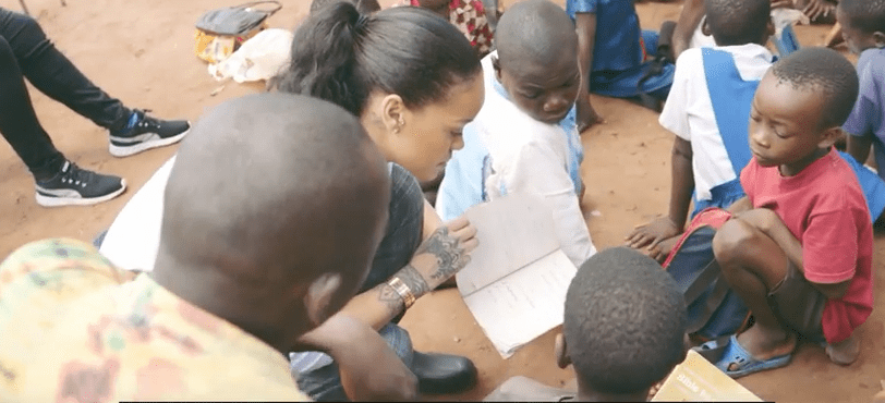 What Went Down During Rihanna's Inspiring Trip To Malawi