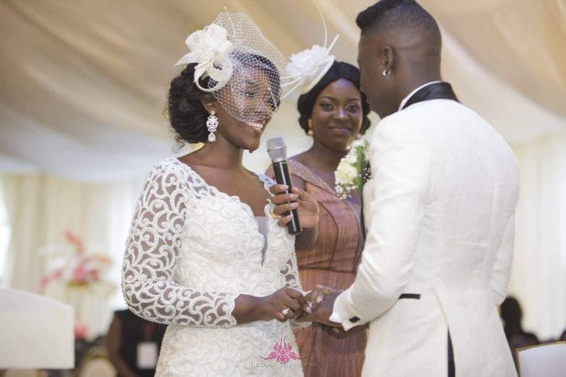 "Stonebwoy Talks About How He Met His Wife. Says ""I Married a Fan"""