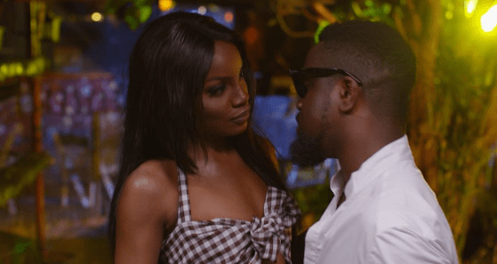 Seyi Shay & Sarkodie Gets Us In The Party Mood! Check Out 'Weekend Vibes' Video