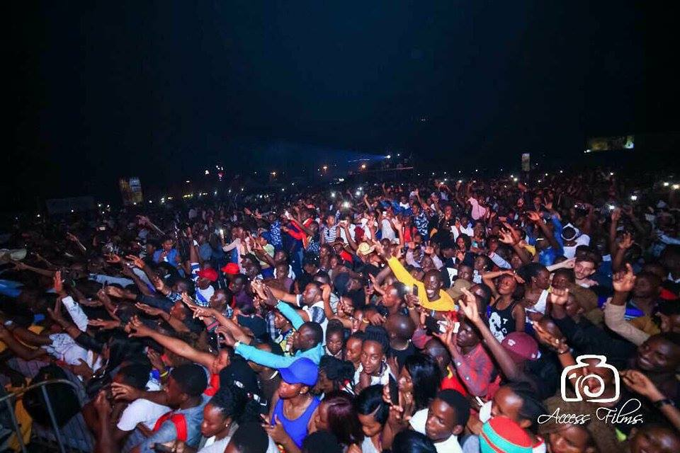 From Accra to Kampala, DJ Mic Smith Shuts Down An Epic Concert In Uganda