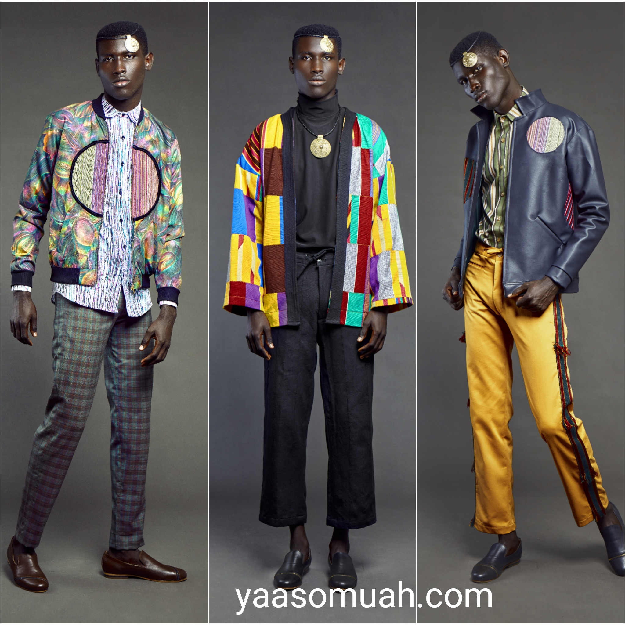 "Designer Atto Tetteh Unveils ""Son of Gold Coast"" Collection"