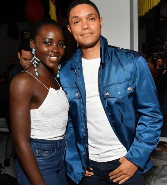 Lupita Nyong'o To Produce & Star In Trevor Noah's 'Born a Crime' Movie Adaptation