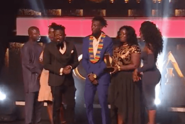 #VGMA 2018 Full Winners List – Ebony, Fancy Gadam, Sarkodie More.